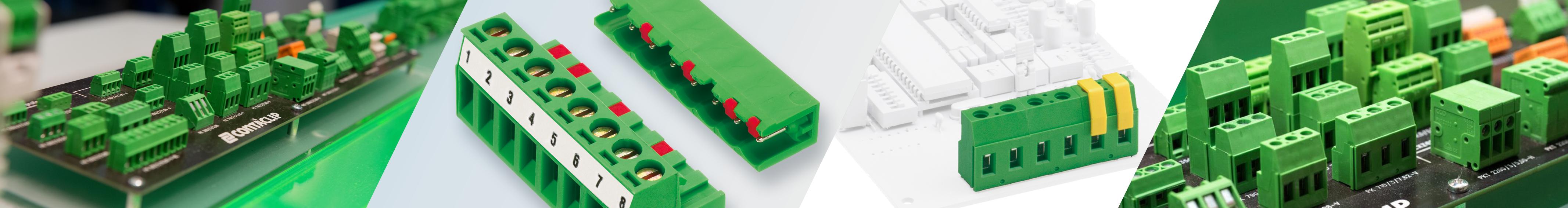P C  Board Connectors